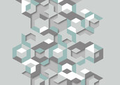 Обои Ugepa Hexagone L57711