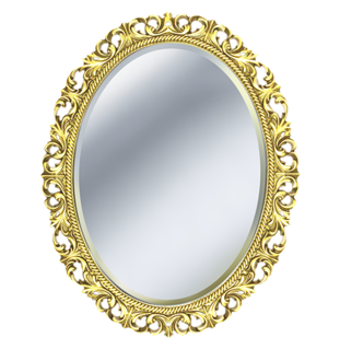 Рамы для зеркал VIP Азалия